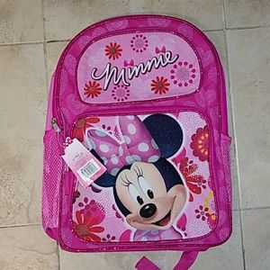 💖 Mini Mouse Disney Backpack💖